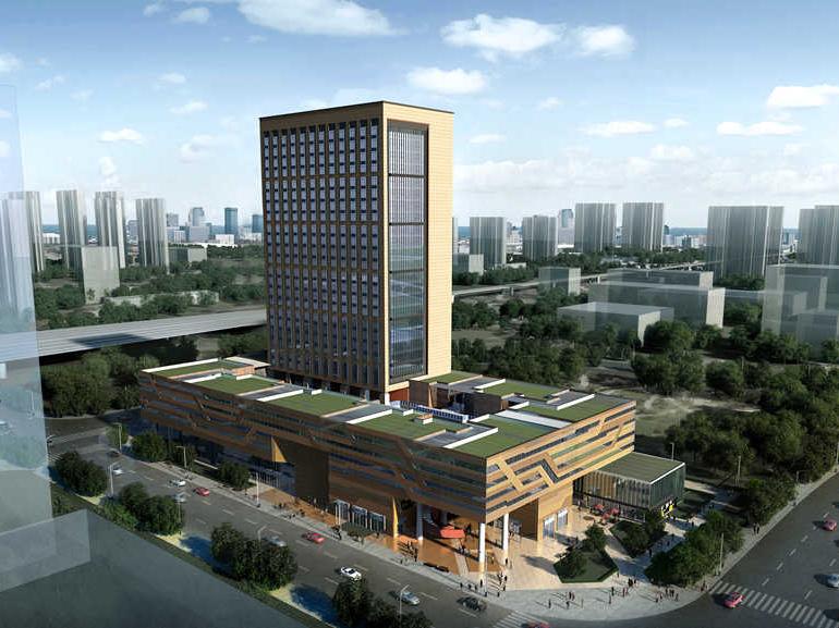 徐州绿地之窗K地块工程